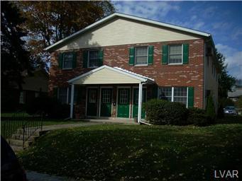 Rental Homes for Rent, ListingId:25788987, location: 1727 West Livingston Street Allentown 18104
