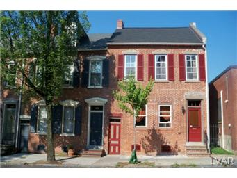Rental Homes for Rent, ListingId:25797471, location: 436 North 8th Street Allentown 18102