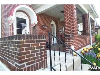 Rental Homes for Rent, ListingId:25801521, location: 320 South Saint Cloud Street Allentown 18104