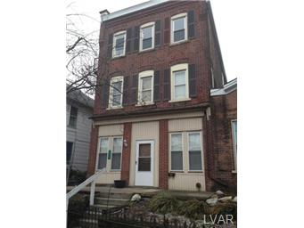 Rental Homes for Rent, ListingId:25816106, location: 3214 North Ruch Street Whitehall 18052
