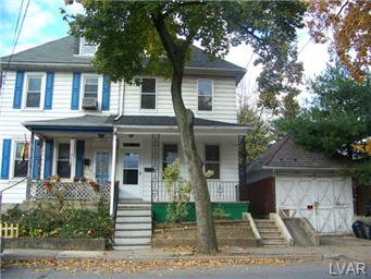 Rental Homes for Rent, ListingId:25888919, location: 321 South 13th Easton 18042