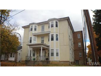 Rental Homes for Rent, ListingId:25894923, location: 530 High Street Bethlehem 18018