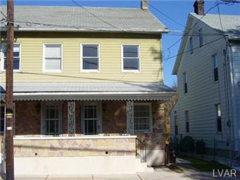 Rental Homes for Rent, ListingId:25927263, location: 645 East 20TH Street Northampton 18067