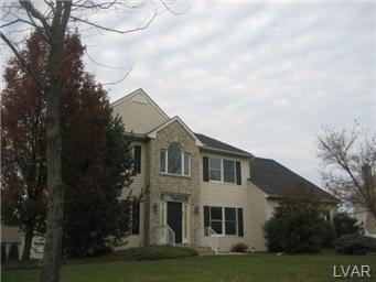 Rental Homes for Rent, ListingId:25932182, location: 4003 Sapphire Lane Bethlehem Twp 18020