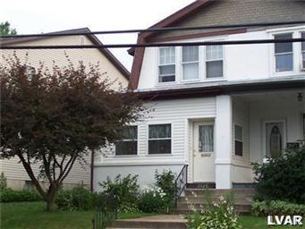 Rental Homes for Rent, ListingId:25933732, location: 2024 Walbert Avenue Allentown 18104