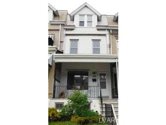 Rental Homes for Rent, ListingId:25946339, location: 389 West Gordon Street Allentown 18102