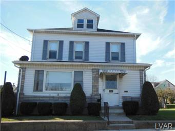 Rental Homes for Rent, ListingId:25988531, location: 1540 Lincoln Avenue Northampton 18067