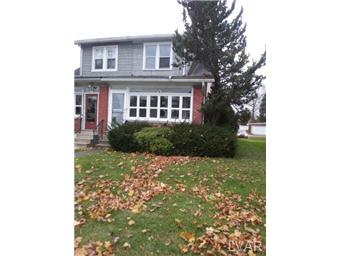 Rental Homes for Rent, ListingId:26002135, location: 1206 North 24Th Street Allentown 18104