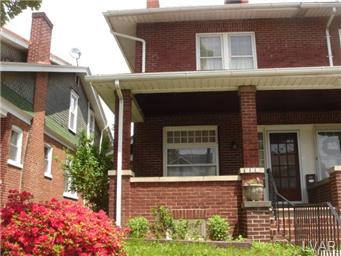 Rental Homes for Rent, ListingId:26002222, location: 739 North 19Th Street Allentown 18104