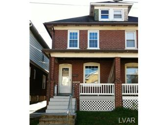 Rental Homes for Rent, ListingId:26109164, location: 2306 Forest Street Easton 18042