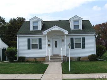 Rental Homes for Rent, ListingId:26020079, location: 2221 Worthington Avenue Bethlehem 18017