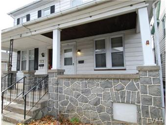 Rental Homes for Rent, ListingId:26109165, location: 139 South 15th Street Easton 18042