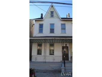 Rental Homes for Rent, ListingId:26062072, location: 127 South 13Th Street Easton 18042