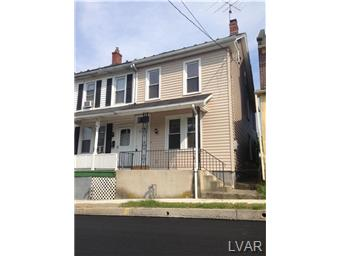 Rental Homes for Rent, ListingId:26061963, location: 1312 Delaware Avenue Bethlehem 18015