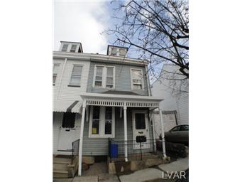Rental Homes for Rent, ListingId:26067833, location: 20 South 8Th Street Easton 18042
