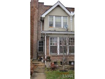 Real Estate for Sale, ListingId: 26100368, Bethlehem,PA18018