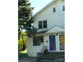 Rental Homes for Rent, ListingId:26127169, location: 1908 2nd Street Bethlehem Twp 18020