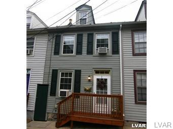 Rental Homes for Rent, ListingId:26129941, location: 128 South Rosewood Street Easton 18042