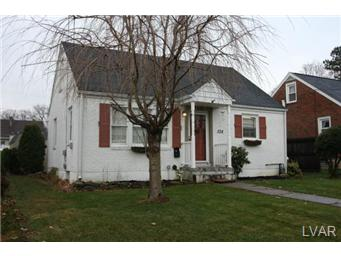 Rental Homes for Rent, ListingId:26138735, location: 524 South 24Th Street Allentown 18104