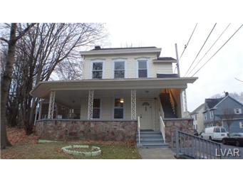 Rental Homes for Rent, ListingId:26156433, location: 433 Philadelphia Road Easton 18042