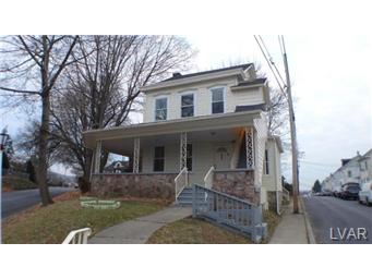 Rental Homes for Rent, ListingId:26156435, location: 433 Philadelphia Road Easton 18042