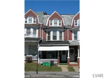 Rental Homes for Rent, ListingId:26173314, location: 753 Lehigh Street Allentown 18103