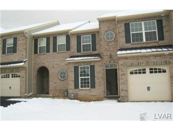 Rental Homes for Rent, ListingId:26210279, location: 4491 Bellflower Way Allentown 18104