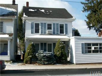 Rental Homes for Rent, ListingId:26230226, location: 1018 Main Street Slatington 18080