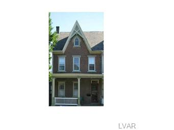 Rental Homes for Rent, ListingId:26444491, location: 266 East Wall Street Bethlehem 18018