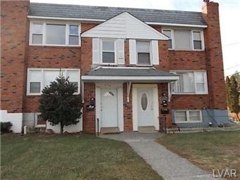 Rental Homes for Rent, ListingId:26472823, location: 2106 South Lumber Street Allentown 18103