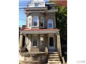 Rental Homes for Rent, ListingId:26501093, location: 30 North Madison Street Allentown 18102