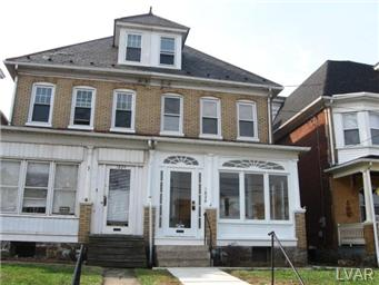 Rental Homes for Rent, ListingId:26554320, location: 1826 Fairview Avenue Easton 18042