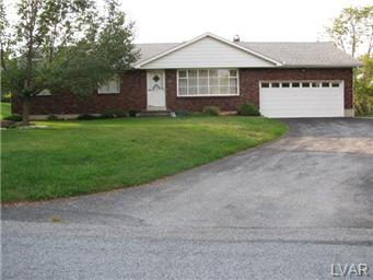 Rental Homes for Rent, ListingId:26588766, location: 1949 Echo Road Slatington 18080