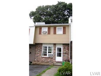 Rental Homes for Rent, ListingId:26676667, location: 2814 Huron Street Allentown 18103