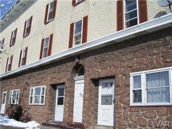 Rental Homes for Rent, ListingId:26750191, location: 401 FRONT Street Catasauqua 18032