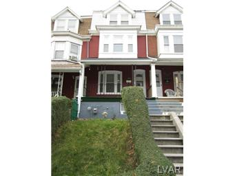 Rental Homes for Rent, ListingId:26773338, location: 434 North Jordan Street Allentown 18102