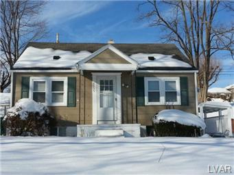 Rental Homes for Rent, ListingId:26788525, location: 2655 Eldridge Avenue Palmer Twp 18045