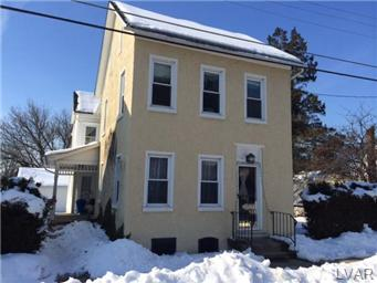 Rental Homes for Rent, ListingId:26788559, location: 120 New Street Hellertown 18055
