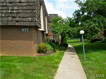 Rental Homes for Rent, ListingId:26802209, location: 977 C Village Round Allentown 18106