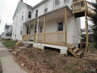 Rental Homes for Rent, ListingId:26816250, location: 452 South 21st Street Easton 18042