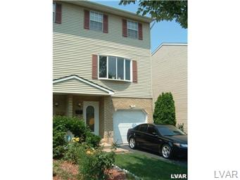 Rental Homes for Rent, ListingId:26929450, location: 508 North Fenwick Street Allentown 18109