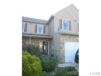 Rental Homes for Rent, ListingId:26935204, location: 1605 Greystone Circle Alburtis 18011