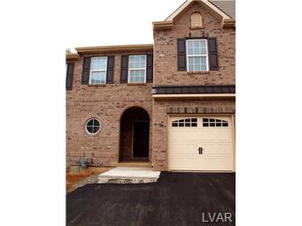 Rental Homes for Rent, ListingId:26937599, location: 309 Milkweed Drive Allentown 18104
