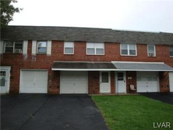 Rental Homes for Rent, ListingId:26966983, location: 670 West Brookdale Street Allentown 18103
