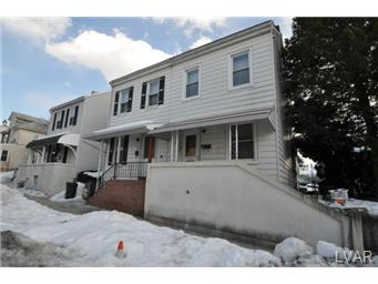 Rental Homes for Rent, ListingId:27051315, location: 318 East Walnut Street Allentown 18109