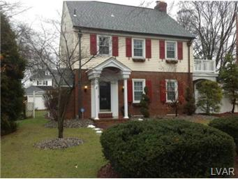 Rental Homes for Rent, ListingId:27014058, location: 517 North Glenwood Street Allentown 18104