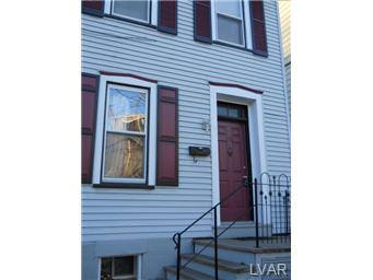 Rental Homes for Rent, ListingId:27028703, location: 110 Cattell Street Easton 18042