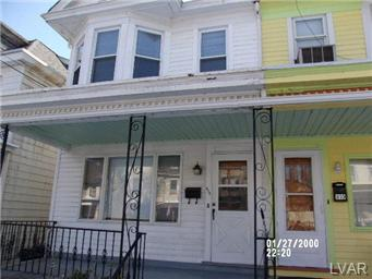 Rental Homes for Rent, ListingId:27034704, location: 808 Spring Garden Street Easton 18042