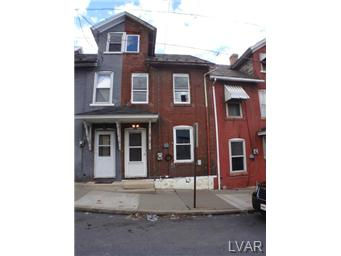 Rental Homes for Rent, ListingId:27138167, location: 524 Hayes Street Bethlehem 18015