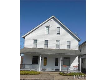Rental Homes for Rent, ListingId:27157350, location: 323 South 4th Street Bangor 18013